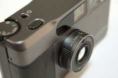 The Contax T2 – as high tech as I need to get in my analogue adventures! - Lomography