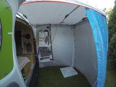 ensemble lit yatoo le cha non manquant entre la tente et le camping car kangoo camping car. Black Bedroom Furniture Sets. Home Design Ideas