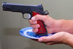 The Seven Deadly Sins of Handgun Shooting: The Cup and Saucer Grip