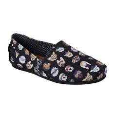 ff6518e5863a Skechers Bobs Bobs Pup Smarts Womens Slip On Shoes JCPenney