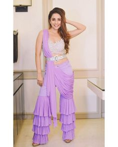 Brides Who Rocked Their Look In Wedding Jumpsuits Summer Wedding Outfits, Bridal Outfits, Wedding Attire, Wedding Looks, Bridal Looks, Wedding Jumpsuits For Brides, Classy Outfits, Beautiful Outfits, Mehendi Outfits
