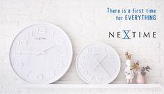 www.nextimestore.com Big Clocks, Wooden Clock, First Time, Fun Stuff, Finding Yourself, Fun Things, Large Clock, Big Watches, Wooden Watch