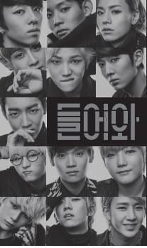 Topp Dogg. Maybe my new favorite group... They're like a mashup of EXO and VIXX.