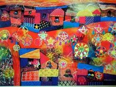 Living and Loving Art: Starry, Starry Night – from UNICEF Christmas card artist Manuel D. Baldemor