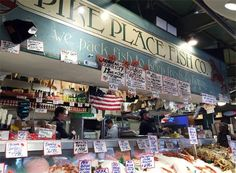 Pikes Place Fish Market