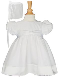 The Best John Lewis Heirloom Silk Unisex Long Christening Dress Gown 3-6 M Rrp £55 New Baby & Toddler Clothing