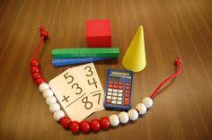 Math Manipulatives for ESL Problem Solving - Margaret M. Williams