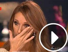 Celine Je Nourrir La Larmes Dois René Le Télévision Dion À Angelil Évoquant En ZZHrT