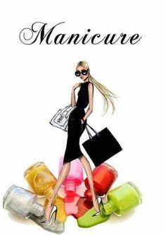 Nail Salon Design, Nail Salon And Spa, Nail Salon Decor, Nail Tech School, Makeup Studio Decor, Beauty Shop Online, Nail Memes, Lily Nails, Makeup Illustration