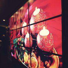 #digitalsignage #grandtheatre #videowall #christmas