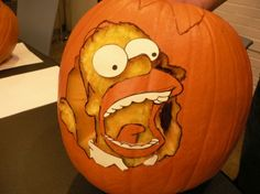 70 Cool Easy Pumpkin Carving ideas