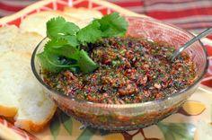 Cranberry Salsa - Mennonite Girls Can Cook