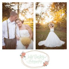 Rustic Fall Themed Wedding Shoot, Wheat wedding, Julie Paisley Photography
