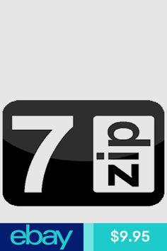 7-Zip Software - GZIP TAR RAR ISO WinZip WinRAR FilesZip Unzip