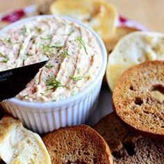Veggie Cream Cheese Spread Recipe - The Pioneer Woman & ZipList