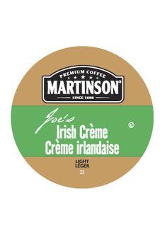 Case Martinson Irish Creme 96 ct $47.50