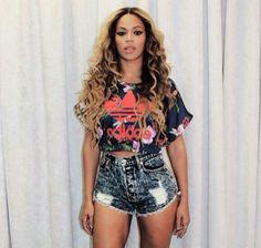 Urban Fashion Beyonce