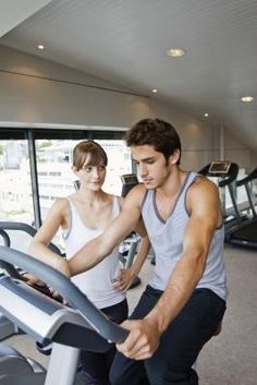Exercise Routine for Women to Lose Weight Fast in a Gym