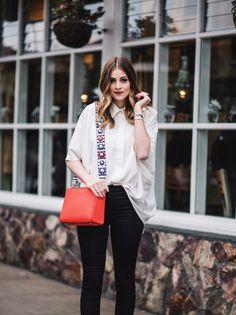 Navy Grace Blog | A Fashion + Lifestyle blog // Hatch