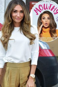 Megan McKenna net worth 2018: TOWIE star's bank balance set to soar with new tell-all autobiography Mouthy