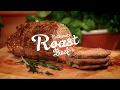 How to cook the ultimate roast beef With Rejina Sabur-Cross | Recipe | Sainsbury's - YouTube
