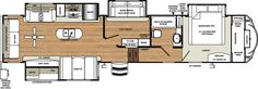 Sandpiper Fifth Wheels by Forest River RV