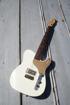 Fender La Cabronita - any have one? Types Of Guitar, Telecaster Guitar, Guitar Body, Beautiful Guitars, Guitar Design, Vintage Guitars, Electric Guitars, Cool Guitar, Acoustic Guitar