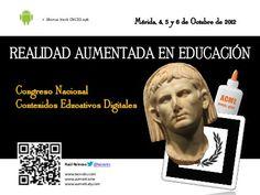 Realidad Aumentada en Educación by Raúl Reinoso, via Slideshare
