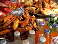 beach  food in India