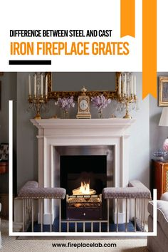 We have reviewed 10 best fireplace grates for you. Read our blog and find out. 💯