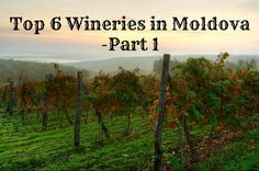 Discover the top 6 wineries to visit in Moldova - the wine world's best kept secret!
