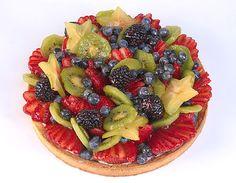 Fruit tarts are my specialty Fresh Fruit Tart, Fruit Tarts, Fruit Salad, Drinking, Baby Shower, Sweets, Foods, Baking, Dinner