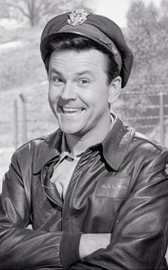 Hogan's Heroes: Bob Crane as Colonel Hogan Hogans Heroes, Celebrity Deaths, Hollywood Boulevard, Moving To Los Angeles, Old Tv Shows, Classic Tv, Classic Movies, Favorite Person, Old Hollywood