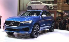 Genève : le nouveau Volvo XC60 adopte l'hybride rechargeable