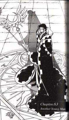 Tsubasa ~~ Clow Reed, Mage Extraordinaire