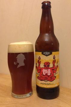 Coaster Critique: Cambridge Brewing Company Red God