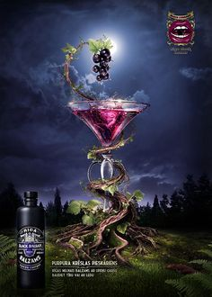 blackcurrant cordial.   See more about unique categories on www.piafawards.com.   #ad #advertising #creative
