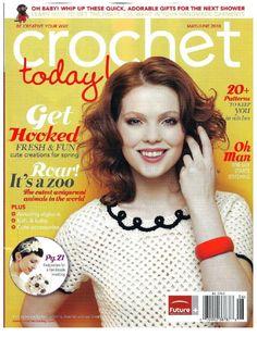 Crochet today! 2010 05 06