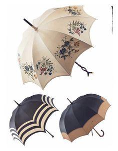 Haute couture - Parasol