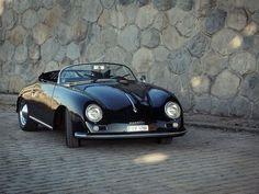 Porsche 356 - built 1957 image taken on October 10, 2010 - Teodorik Menšl - tags 356 prague czech republic porsche 356
