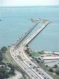 Chesapeake Bay Bridge Tunnel - Whoa it was way cool!!
