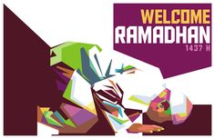 Welcome Ramadhan,,  Islamic theme . . #wpap #anomali #popart #portrait #vector #art #order #buy #artwork #sujud #sholat #ramadhan . . for order, please contact me...