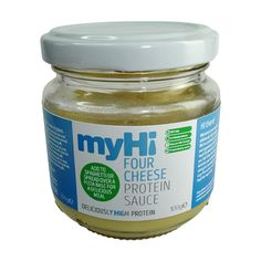 myHi Four Cheese Protein Sauce