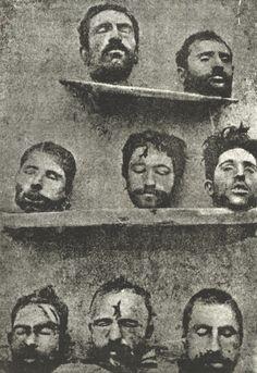 Constantinople, 1921. Armenian genocide