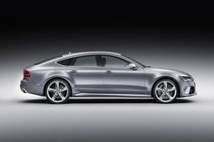 2014 Audi RS 7 Sportback I suppose I'd settle for something like this when I need backseats for my kids...