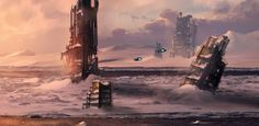 Is it possible that in the distant past, advanced civilizations existed on Antarctica? Image Credit