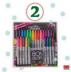 Do you prefer warm weather or cold and snowy weather over the holidays? Answer to enter Day 2 of S&S Worldwide's 12 Days of Giveaways Contest. Like their page after answering for your chance to win a 24 pack of limited edition Sharpies! A winner will be announced at 9 a.m. EST.  http://teacherfreebies.com/free/ss-worldwide's-12-days-giveaways-contest