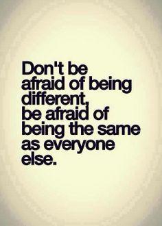 afraid?