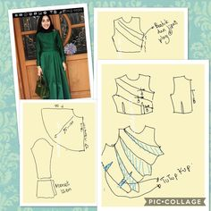 Muslimah gown