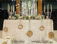 оформление свадьбы садовые цветы - Поиск в Google Album, Rustic Wedding, Wedding Ideas, Confetti, Groom, Marriage, Invitations, Candles, Table Decorations